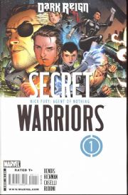 Secret Warriors Comics